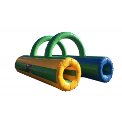 Jeu gonflable TUNNEL RAMPER - n° L060-0280