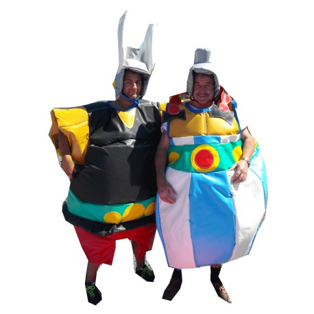 "Kit ""Sumo Asterix/Obelix"""