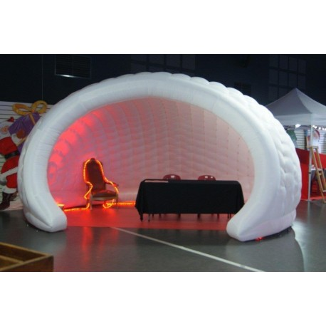 "Structure gonflable ""IGLOO"""
