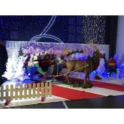 Traîneau du Père-Noël