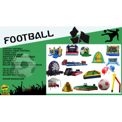 "Pack ""FOOTBALL"""