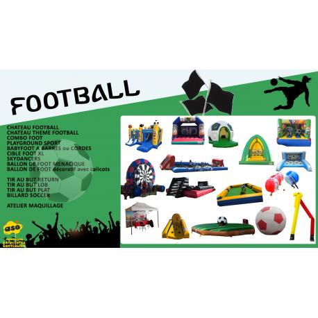 "Pack ""FOOTBALL"""