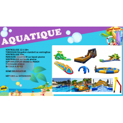 "Pack  ""AQUATIQUE """