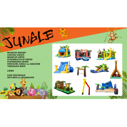 "Pack ""JUNGLE"""