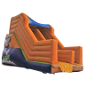 Toboggan decor PIRATES - n°L030-0120