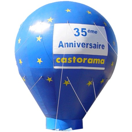 """La """"Montgolfière Europe"""""""