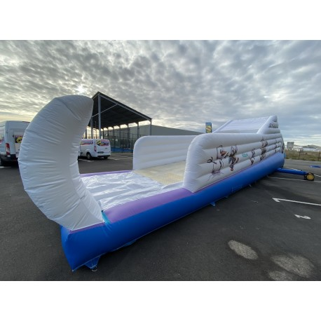 LUGE D'HIVER Gonflable