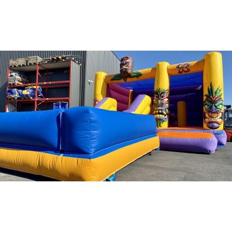 Playground gonflable TIKY aqua