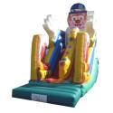 Toboggan gonflable CLOWN - n° L030-0030