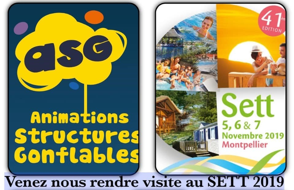 ASG34 vous attend au Salon du SETT 2019