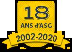 17 ans d'ASG